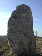 Itteville Menhir